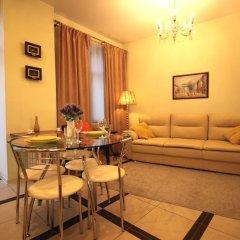 Апартаменты Lakshmi Apartment Tverskaya комната для гостей фото 3