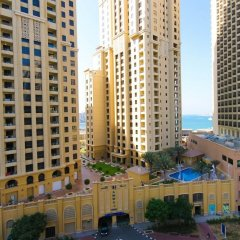 Отель Marina Promenade – Delphine Tower/Dubai Marina 1BR Luxury Apt Sea View Sleeps 3 - HLS 37921 фото 2