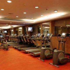 Sheraton New Delhi Hotel фитнесс-зал