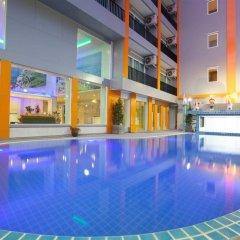 Chabana Kamala Hotel бассейн фото 3