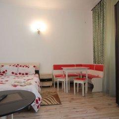 Мини-отель Папайя Парк Стандартный номер с разными типами кроватей фото 17