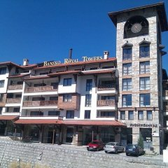 Bansko Royal Towers Hotel пляж