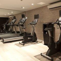 AC Hotel by Marriott Nice фитнесс-зал фото 4