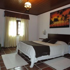 A Coutada Hotel Rural комната для гостей