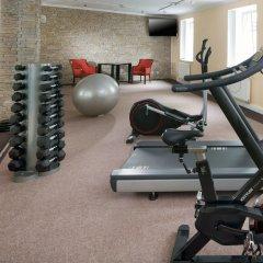 Отель Chateau Monty Spa Resort фитнесс-зал