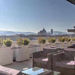 MH Florence Hotel & Spa балкон