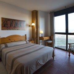 Отель Casas Rurales Peñagolosa комната для гостей фото 3