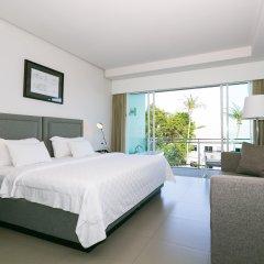 Отель Sugar Palm Grand Hillside 4* Улучшенный номер разные типы кроватей