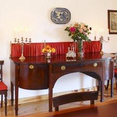Отель Casa de Vilarinho de S. Romao гостиничный бар
