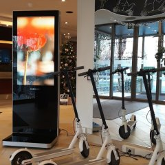 Отель Mercure Brussels Airport фитнесс-зал фото 2