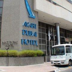 Avari Dubai Hotel городской автобус