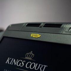 Hotel Kings Court городской автобус