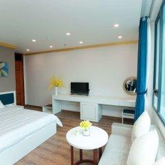 Honeymoon Hotel & Apartment комната для гостей
