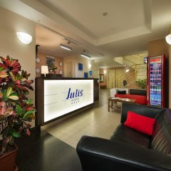 EA Hotel Juliš интерьер отеля
