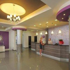 Euronapa Hotel Apartments интерьер отеля
