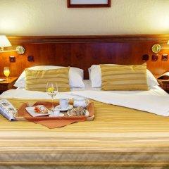 Adria Hotel Prague в номере