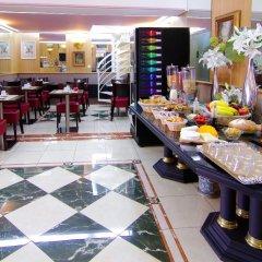 Отель Le Clery питание