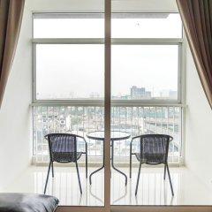 Отель The Coast By Favstay балкон