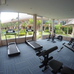Отель Chivatara Resort & Spa Bang Tao Beach фитнесс-зал фото 3