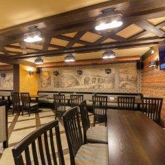 Karpatski Hotel & Restaurant питание