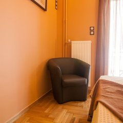 Апартаменты Gold and Blue Luxurious Apartment удобства в номере