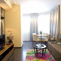 King George 83 Vacation apartments Израиль, Тель-Авив - 2 отзыва об отеле, цены и фото номеров - забронировать отель King George 83 Vacation apartments онлайн комната для гостей фото 4