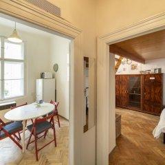 Апартаменты Premier Apartment Vodickova Прага комната для гостей