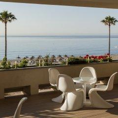 Отель ILUNION Fuengirola Испания, Фуэнхирола - отзывы, цены и фото номеров - забронировать отель ILUNION Fuengirola онлайн балкон
