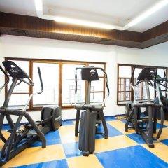 Отель Tanne Болгария, Банско - отзывы, цены и фото номеров - забронировать отель Tanne онлайн фитнесс-зал