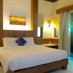 Отель Tup Kaek Sunset Beach Resort комната для гостей