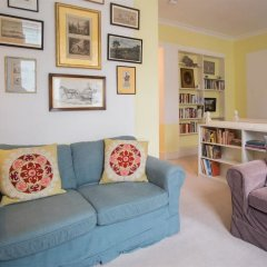 Апартаменты Elgin Crescent Apartment комната для гостей фото 5