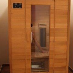 Отель Casa La Sauna Агридженто сейф в номере