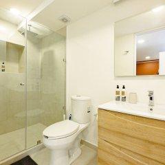 Апартаменты Comfortable Brand-new Studio in Hipódromo Мехико фото 8