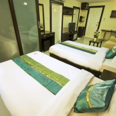 Regent Suvarnabhumi Hotel комната для гостей фото 5