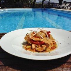 Отель El Castell Испания, Сан-Бой-де-Льобрегат - отзывы, цены и фото номеров - забронировать отель El Castell онлайн питание
