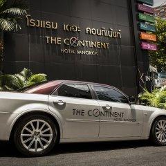 Отель The Continent Bangkok by Compass Hospitality городской автобус