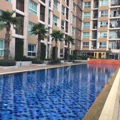 Отель Siam Diamond Resident Бангкок бассейн