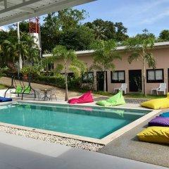 Отель Samui Backpacker Hotel Таиланд, Самуи - отзывы, цены и фото номеров - забронировать отель Samui Backpacker Hotel онлайн бассейн фото 2