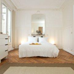 Апартаменты Notre Dame - Sorbonne Area Apartment Париж комната для гостей фото 5