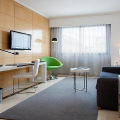 NH Suites Prisma Hotel комната для гостей фото 3