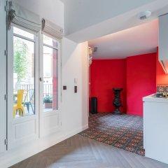 Апартаменты L'Abeille Boutique Apartments Ницца интерьер отеля фото 2