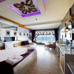 Отель Sentido Flora Garden - All Inclusive - Только для взрослых Сиде комната для гостей