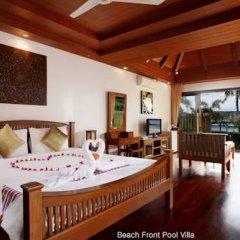 Отель Dream Sea Pool Villa Таиланд, пляж Панва - отзывы, цены и фото номеров - забронировать отель Dream Sea Pool Villa онлайн комната для гостей фото 5