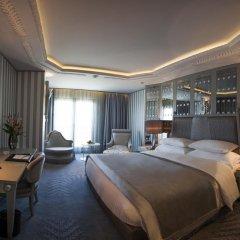 Отель Wyndham Grand Istanbul Kalamis Marina 5* Полулюкс с различными типами кроватей