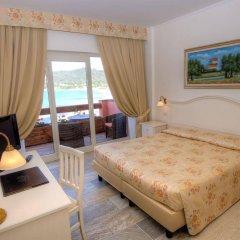 Hotel Del Golfo Проччио комната для гостей фото 4