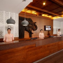 Отель Kamala Beach Resort a Sunprime Resort интерьер отеля
