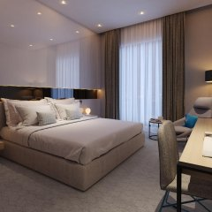 Апартаменты Studio M Arabian Plaza комната для гостей