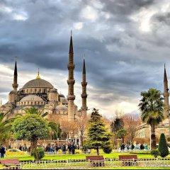 Euro Stars Old City Турция, Стамбул - 2 отзыва об отеле, цены и фото номеров - забронировать отель Euro Stars Old City онлайн спортивное сооружение