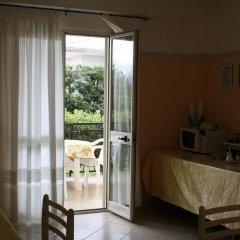 Отель Bed and Breakfast Cirelli Скалея балкон