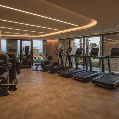 Amara Hotel фитнесс-зал